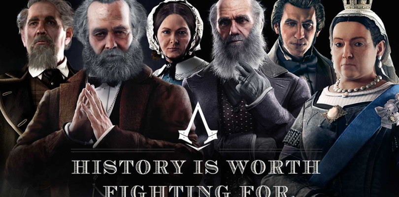 Assassin's Creed Syndicate's new trailer presents historical figures