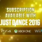 Ubisoft presents Just Dance Unlimited Service 2016