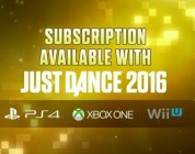 Ubisoft presents Just Dance Unlimited Service 2016