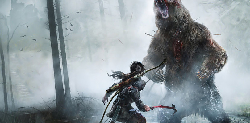 New trailer of Rise of the Tomb Raider