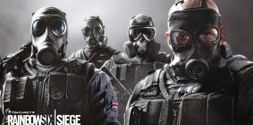 Rainbow 6 Siege Launch Trailer
