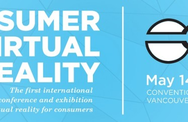 The	world's first Consumer Virtual Reality Event!