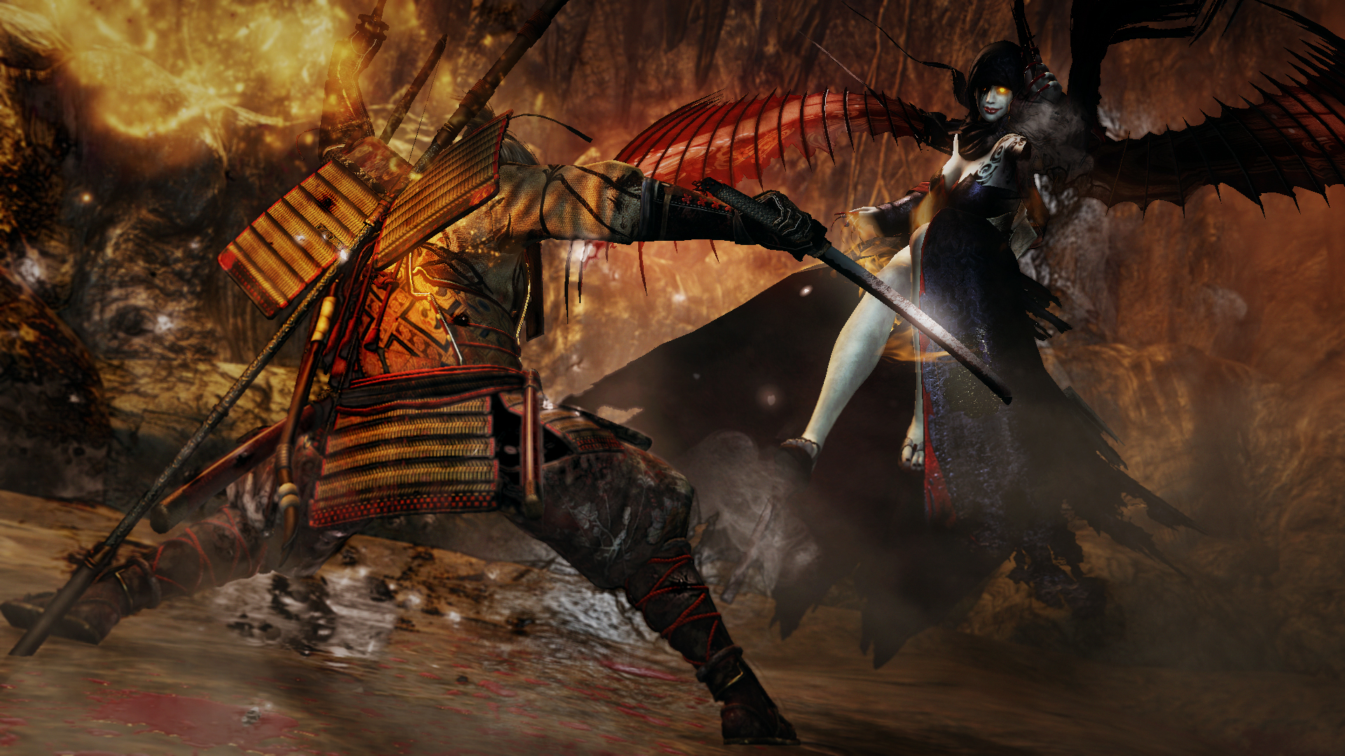 Hyped4 Nioh Poster Ps4 Region 3 English In Spite Of All This We Warn You That Battles Are Usually Very Technical And Even Slow Throwing Into The Attack Without Thinking Rarely Does Not End Up