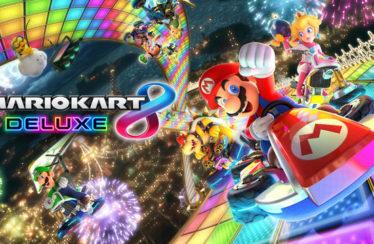 Mario Kart 8 Deluxe downloadable size