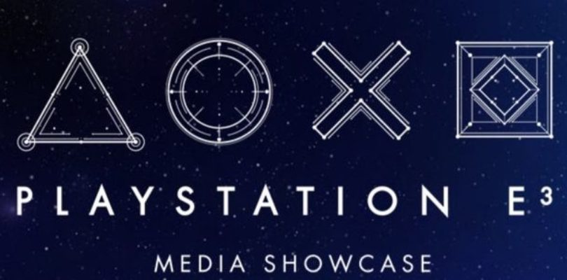 Sony E3 conference date is Monday, June 12 at 6PM