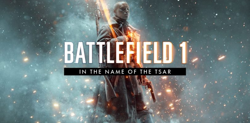 In the Name of the Tsar of Battlefield 1 is shown for the first time