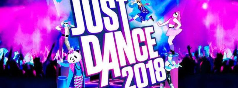 Just Dance 2018 Official Song List Announced