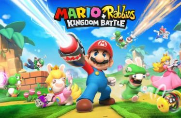 Mario + Rabbids: Kingdom Battle is the best-selling third party game on Switch