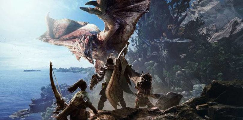 Monster Hunter World requires 16GB hard drive space