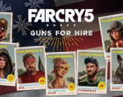 Far Cry 5 presents 'Guns for Hire' in new trailers