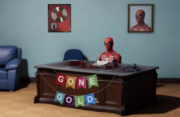 Spider-Man has already completed its development and gone gold