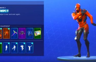 2 Milly signs an important firm to sue Epic Games, for using his moves as an emote