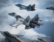 Su-57 fighters will also be on Ace Combat 7: Skies Unknown