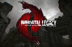Immortal Legacy: The Jade Cipher