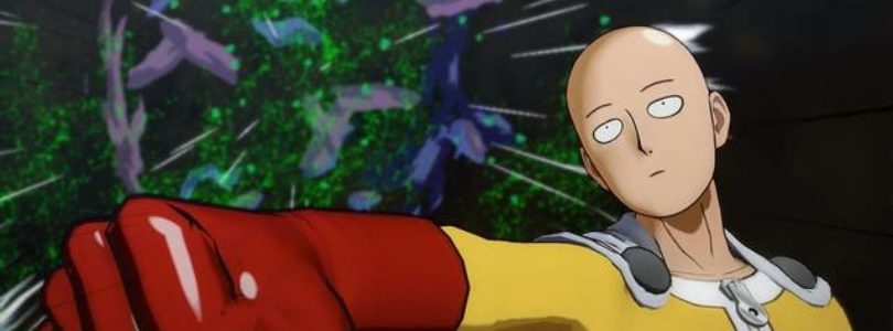 The fighting game One Punch Man: A Hero Nobody Knows releases a new gameplay