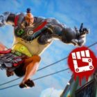 Bleeding Edge has been developed by a group of 15 people in Ninja Theory